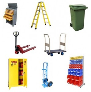 handling, access and storage equipment