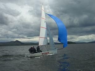 Boating Loch Lomond