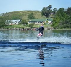 Loch Lomond Water Skiing